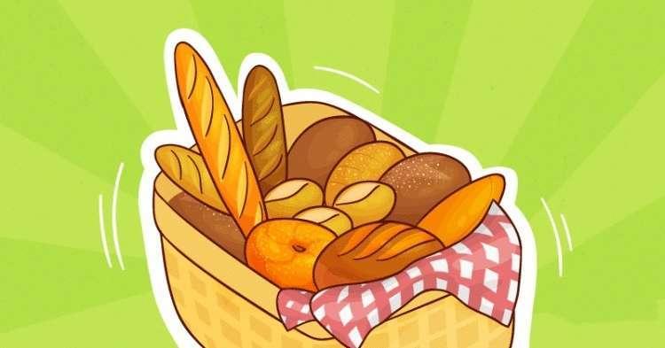 Рейтинг калорийности разных сортов хлеба
