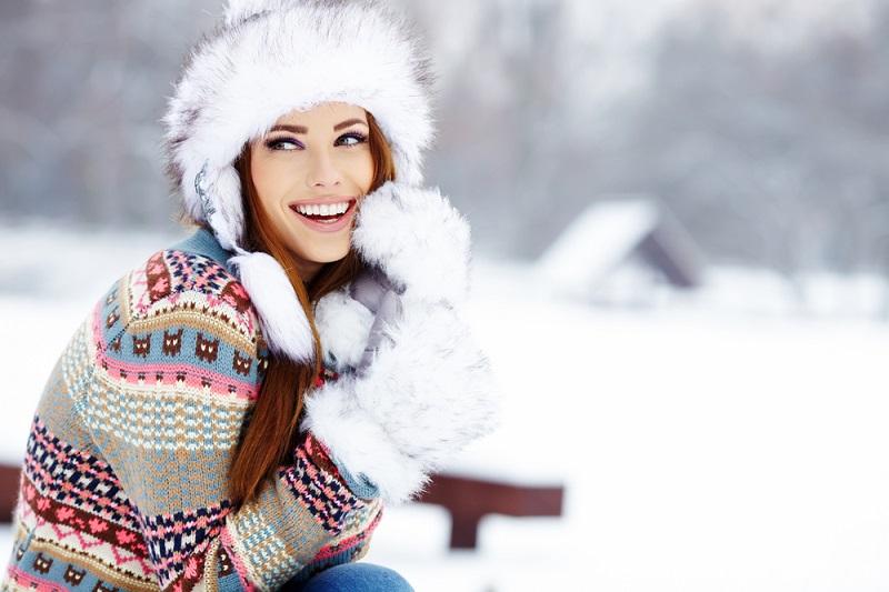 Идеи по созданию актуального зимнего образа