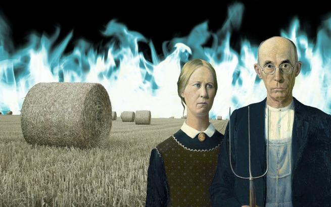Европа за €40 млн научит Украину, как заменить газ из России сеном