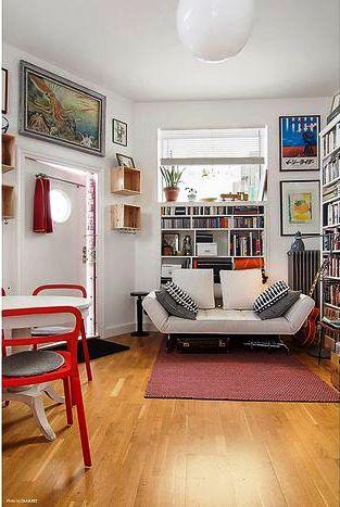 Многое ли нужно для комфортной жизни? Настоящая находка — уютная квартира, площадью не больше 11 кв. метров