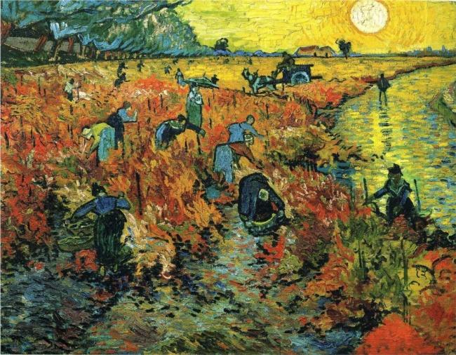 Талантливый безумец Винсент Ван Гог