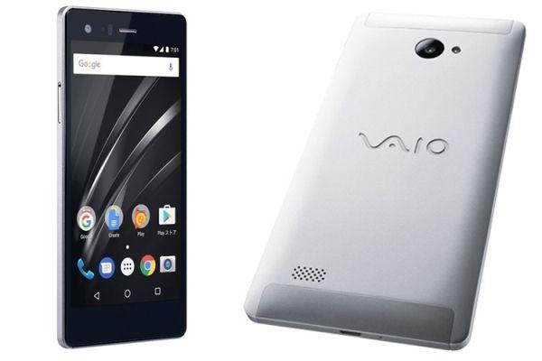 Под маркой VAIO представлен смартфон Phone A