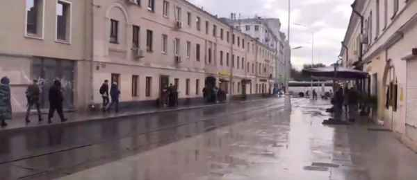 Москва сегодня: либеральные провокаторы крепко обделались перед спонсорами