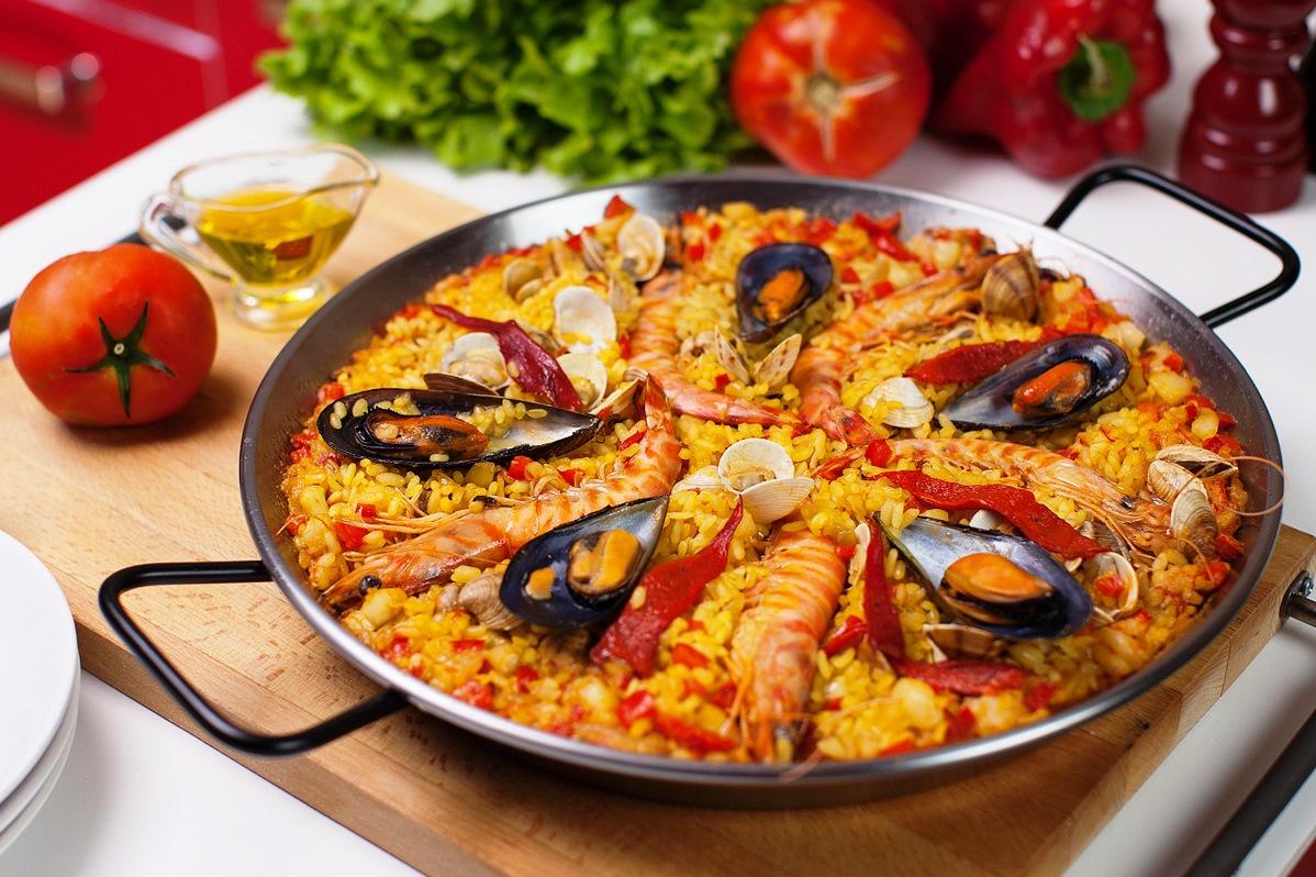 Паэлья (Paella) – душа испанской кухни