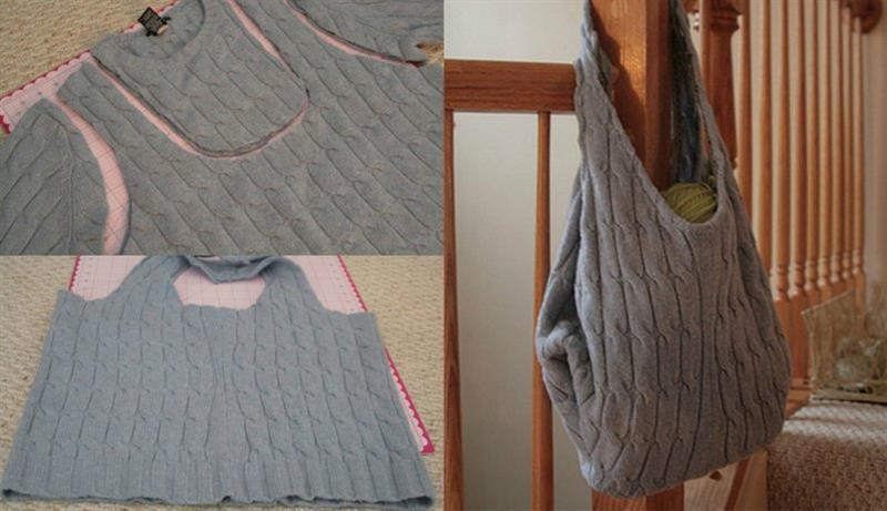 Как переделать старый свитер: 15 интересных, уютных и теплых идей