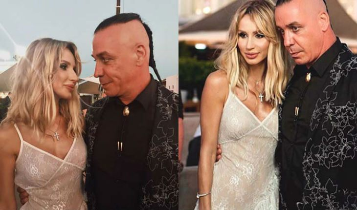 Лобода рассказала об отношениях с Тиллем из Rammstein