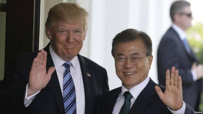 США договорились о развертывании сил стратегического назначения в Южной Корее
