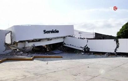 Число жертв землетрясения в Мексике превысило 30 человек