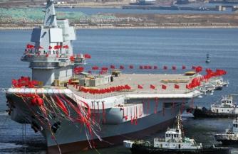 Поднебесная строит флот: Шесть ударных авианосцев Китая