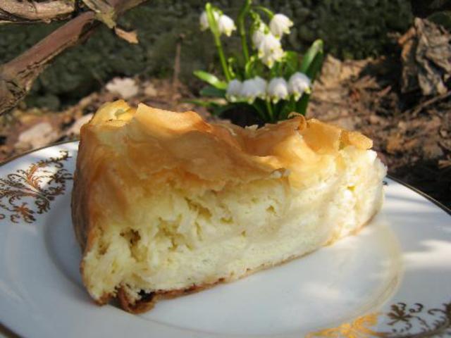 Вкусные пироги из теста фило- рецепт тети Нины с благодарностью!