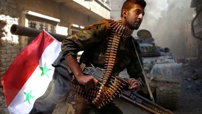 СРОЧНО: Армия Сирии и ВКС РФ…