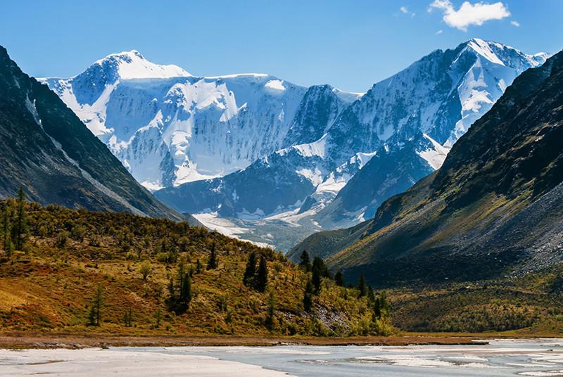 Планета Россия: красота необъятных русских земель!