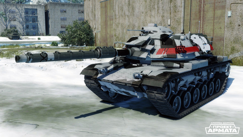 Рождеством приносит игровые бонусы в Armored Warfare