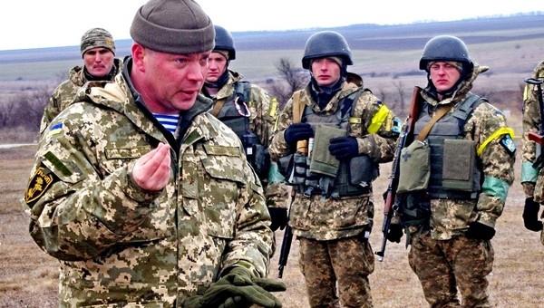 Бой между ВСУ и «Правым сектором» закончился «кровавым месивом»