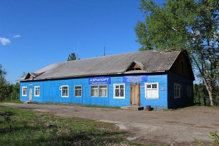 В России до сих пор работают 10 деревянных аэропортов! Вот они