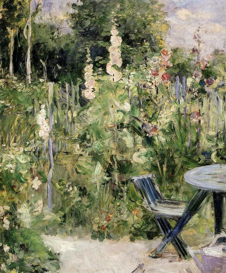 Жизнь в красках. Творчество прекрасной женщины и талантливой художницы Берты Моризо