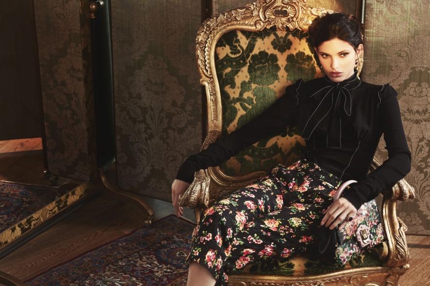 Dolce & Gabbana выпустили русскую коллекцию