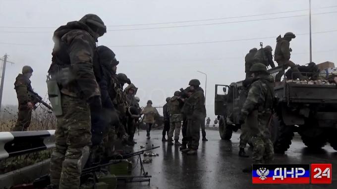 Ротация украинских боевиков привела к увеличению обстрелов