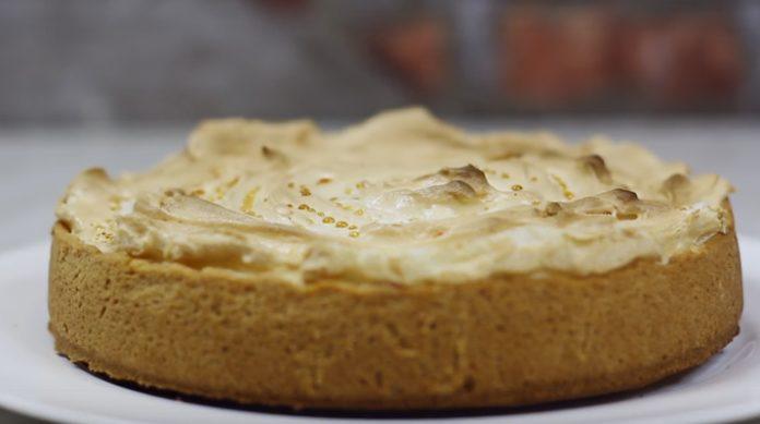Пирог с творогом «Слезы ангела»