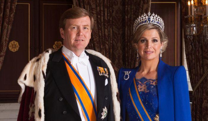 Король Нидерландов Виллем-Александр и его латиноамериканская любовь