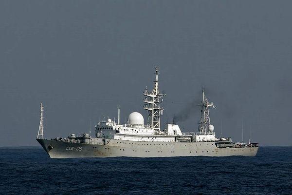 Российский корабль-разведчик замечен уВосточного побережья США: CNN