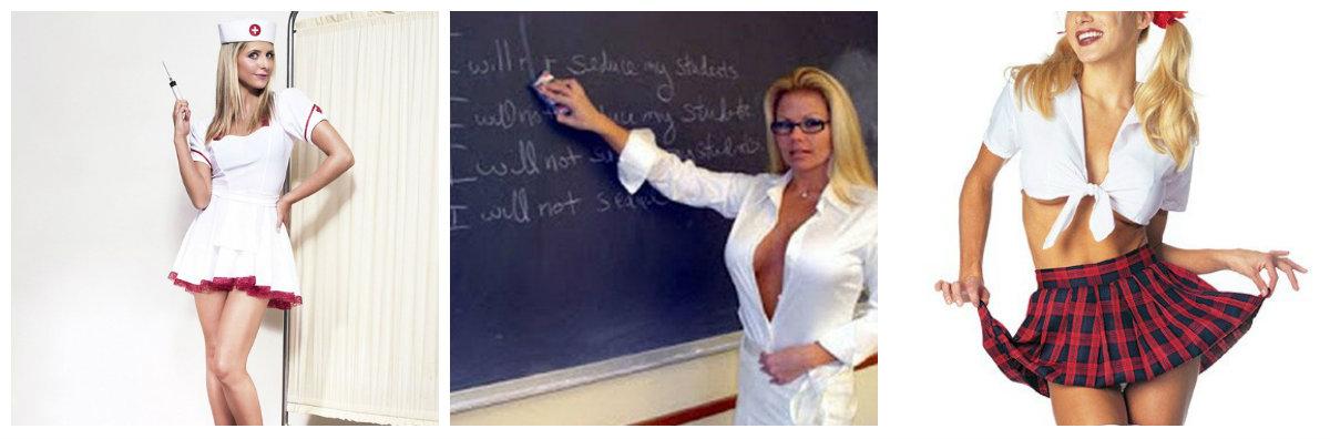 Образ учительницы для ролевых игр фото 464-49