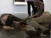 thumbs homeless 2 8 скульпторов, создающих самые невероятные гиперреалистичные скульптуры
