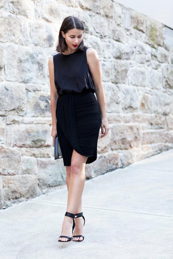 Правильная длина юбки