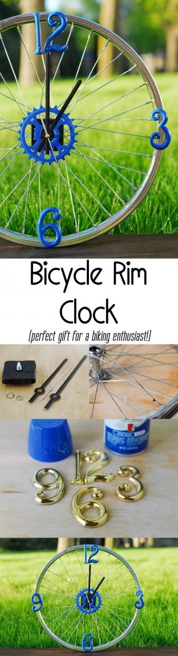 Un reloj muy original para los que gustan del ciclismo: