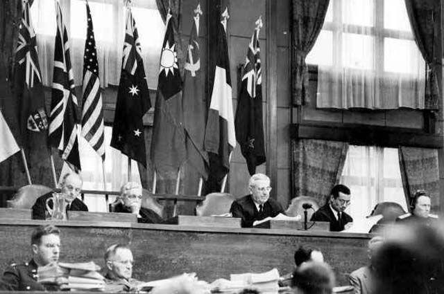 Мир против японских генералов. История Токийского процесса