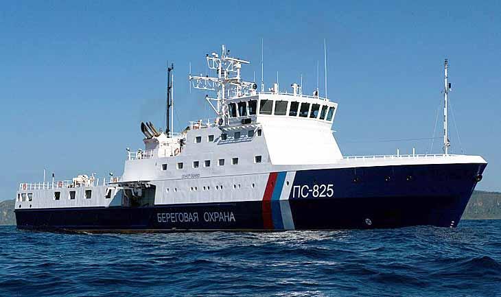Заказано третье патрульное судно ледового класса проекта 22120
