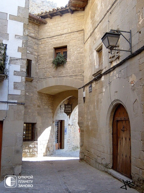 Прогулка в испанскую провинцию Сарагоса