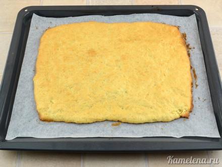Песочный лимонный пирог — 8 шаг