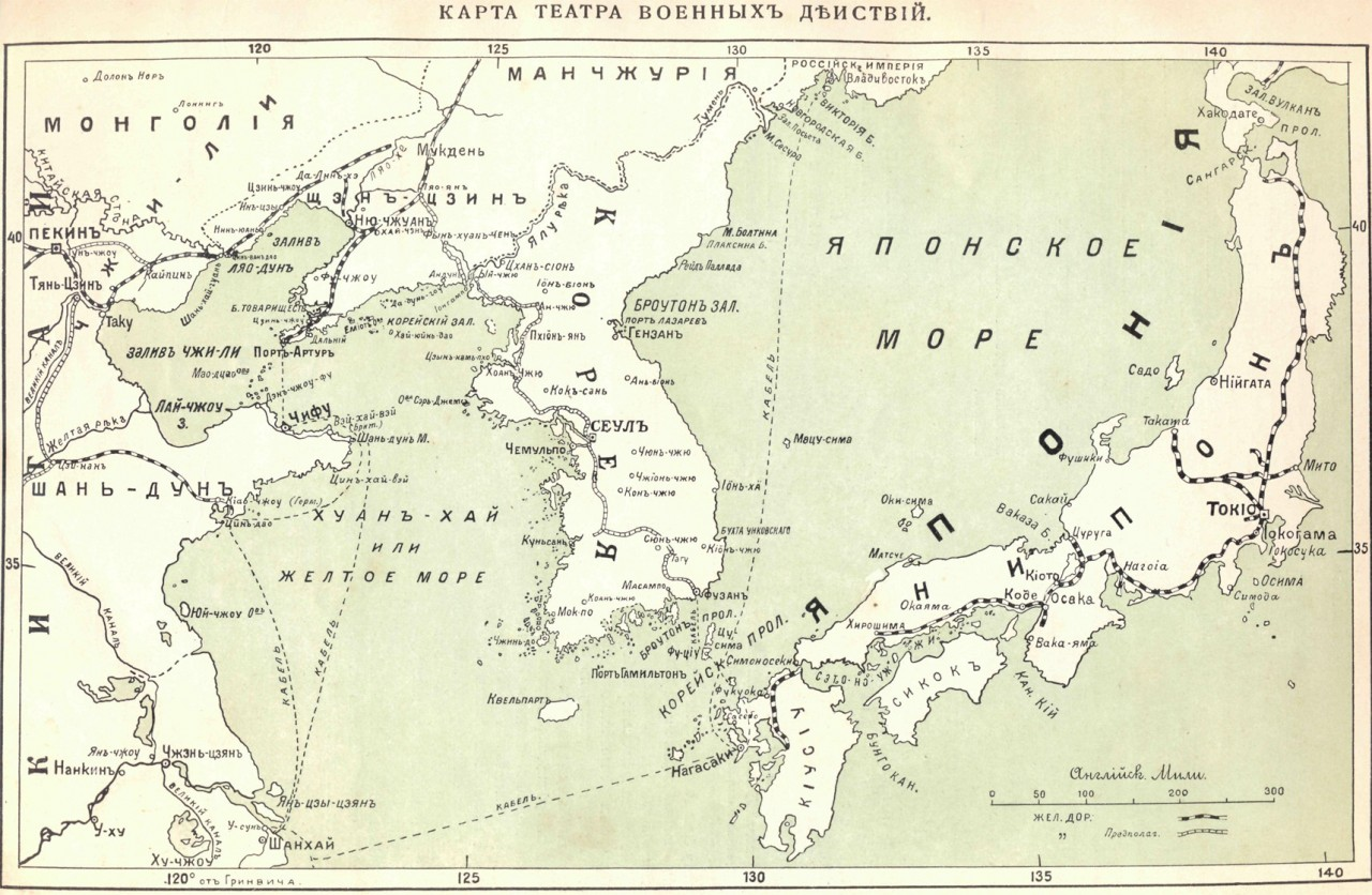 Русско-японская война: прелюдия к невозможному