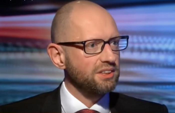 Яценюк назвал главную цель Украины