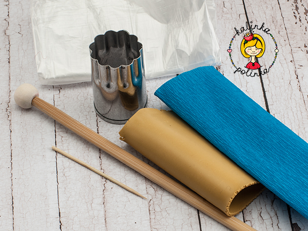 Инструменты для лепки из полимерной глины: