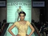 Показ коллекции ливанского бренда Gatti nolli Couture