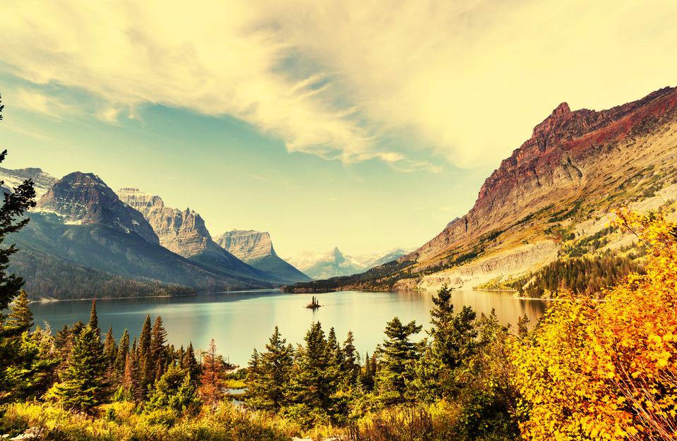 Топ-10 самых красивых штатов в Америке