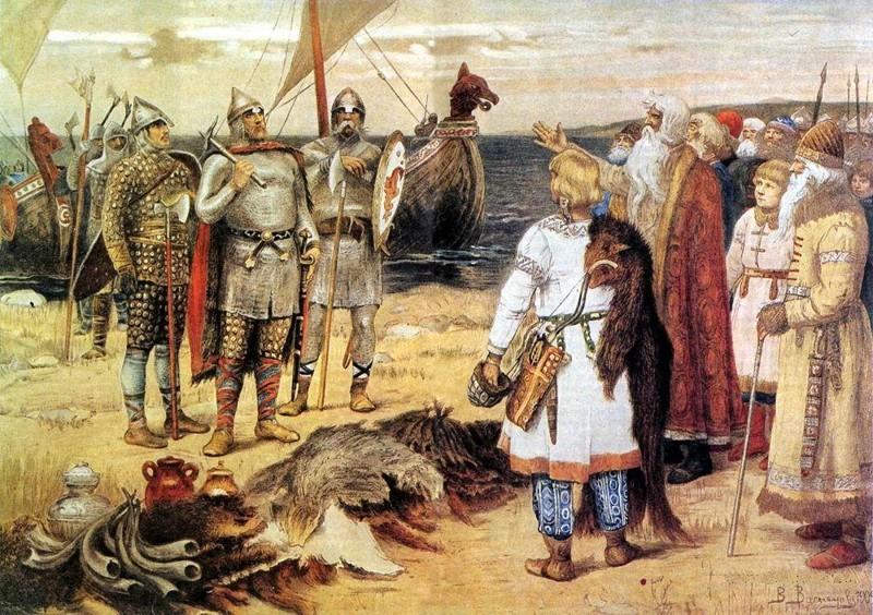 Как славяне Русь колонизировали