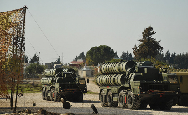 Anadolu: Фактор С-400 в глобальных военных и политических балансах