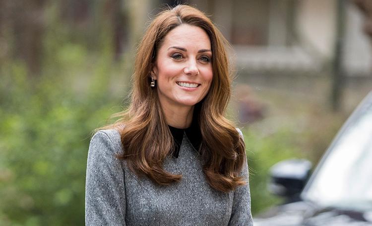 Кейт Миддлтон посетила музей Foundling, патроном которого была объявлена