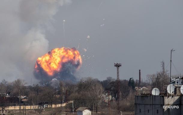 Эксперт о взрывах под Харьковом: Бардак в ВСУ продолжается
