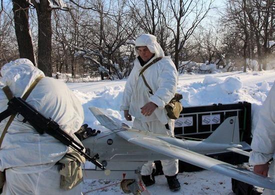 В Хабаровском крае состоялось учение подразделений РЭБ