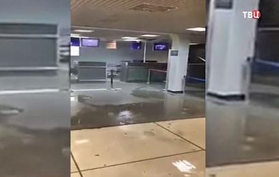 """К берегам Камчатки приближается тайфун """"Саола"""""""