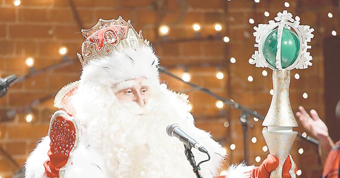 Александр Мельман: Новогодне…