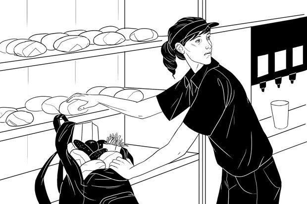 Как все устроено: Работник McDonald's