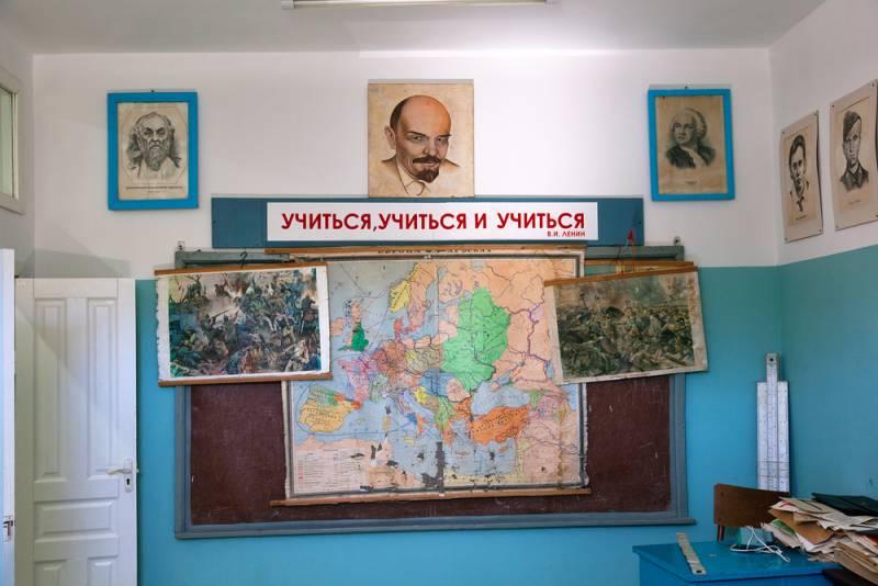 Стало актуальным переиздание советских учебников