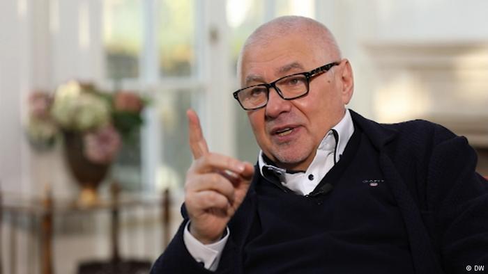 Глеб Павловский: Я был политически влюблен в Путина