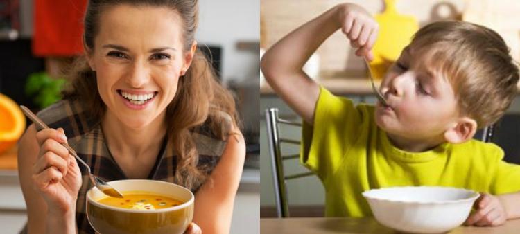 Эти супы съедаются до последней ложки! 5 обалденных блюд для здоровья красоты и легкости