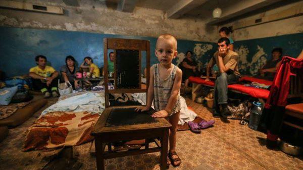 Ненаписанное письмо девочки из Донбасса